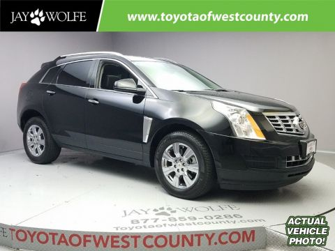 Used CADILLAC SRX FWD 4DR LUXURY COLLECTION