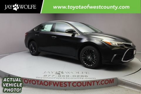 New 2018 Toyota Avalon Touring 4D Sedan With Navigation