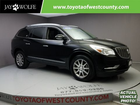 Used BUICK ENCLAVE AWD 4DR LEATHER