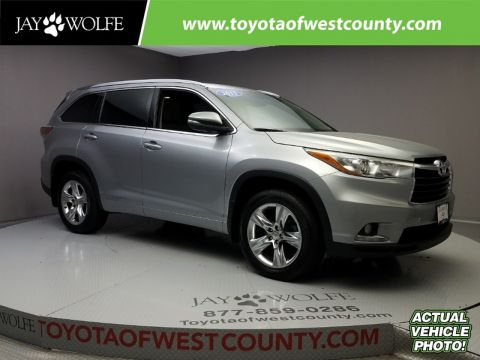 Certified Used TOYOTA Highlander AWD 4DR V6 LIMITED