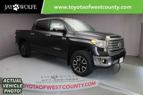 New 2017 Toyota Tundra Limited 4D CrewMax 4WD