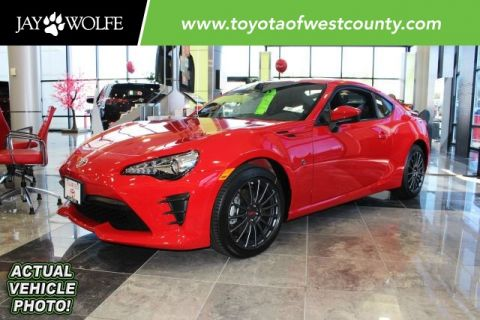 New 2017 Toyota 86 Base 2D Coupe