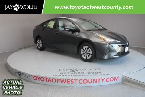New 2017 Toyota Prius Four 5D Hatchback