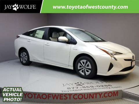 New 2017 TOYOTA PRIUS FOUR Hatchback