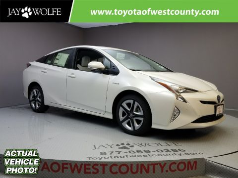 New 2017 TOYOTA PRIUS FOUR TOURING Hatchback