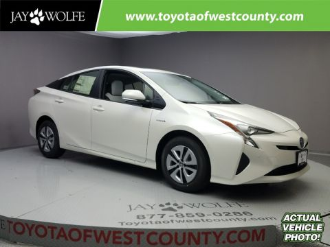 New 2018 TOYOTA PRIUS FOUR Hatchback
