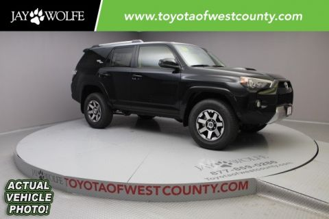 New 2017 Toyota 4Runner TRD Off-Road 4D Sport Utility 4WD