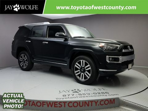 New 2017 TOYOTA 4RUNNER LIMITED Sport Utility