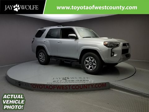 New 2017 TOYOTA 4RUNNER TRD OFF ROAD 4WD Sport Utility