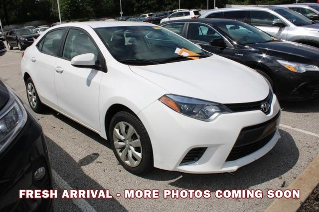 Pre-Owned 2016 Toyota Corolla LE