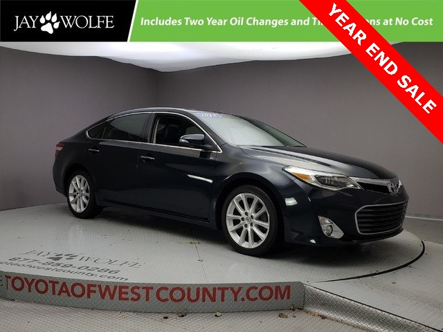 Certified Pre-Owned 2015 Toyota Avalon Limited