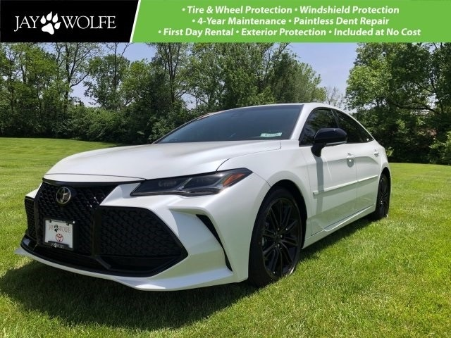 New 2019 Toyota Avalon Touring NIGHTSHADE BLACKOUT