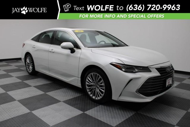Pre-Owned 2020 Toyota Avalon Limited