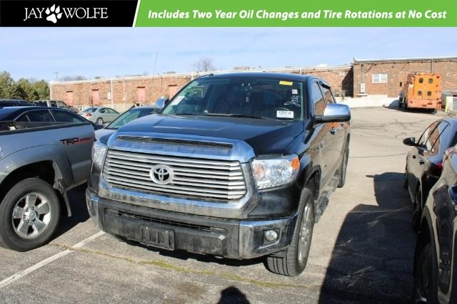 Certified Pre-Owned 2016 Toyota Tundra Limited