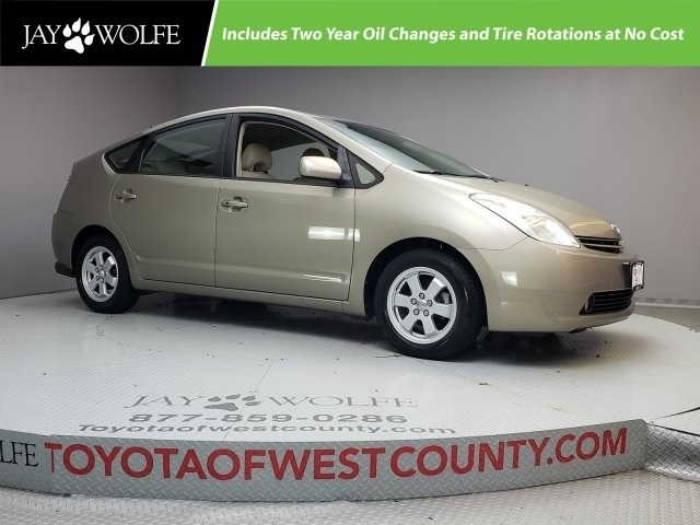 Pre-Owned 2005 Toyota Prius Base