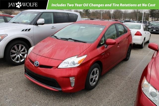 Pre-Owned 2012 Toyota Prius Four