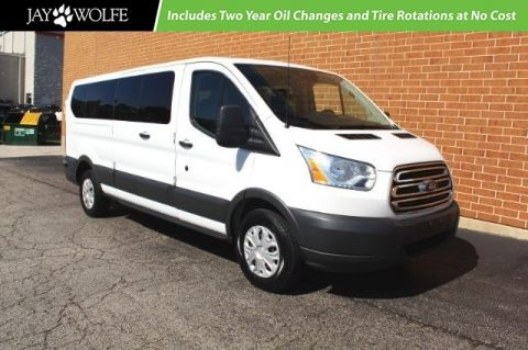 Pre-Owned 2015 Ford Transit-350 XLT