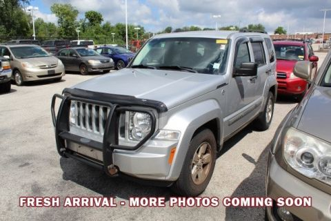 Pre-Owned 2011 Jeep Liberty Sport