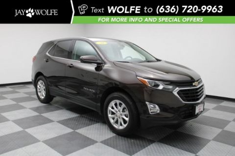 Pre-Owned 2020 Chevrolet Equinox LT