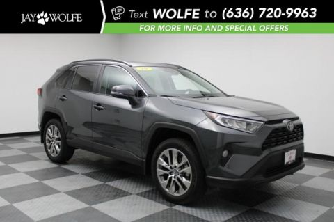 Certified Pre-Owned 2019 Toyota RAV4 XLE Premium