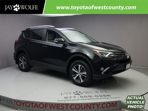 Certified Pre-Owned 2016 TOYOTA RAV4 AWD 4DR XLE