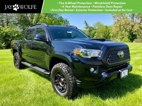 New 2019 Toyota Tacoma TRD Sport VINTAGE STEALTH UPGRADE