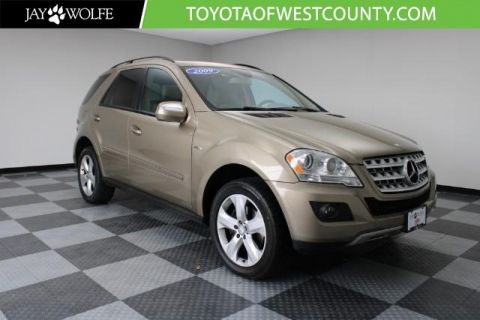 Pre-Owned 2009 Mercedes-Benz M-Class ML 320