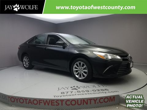 Certified Pre-Owned 2015 TOYOTA Camry 4DR SDN I4 AUTO XLE