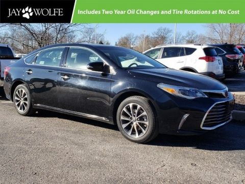 Certified Pre-Owned 2017 Toyota Avalon XLE