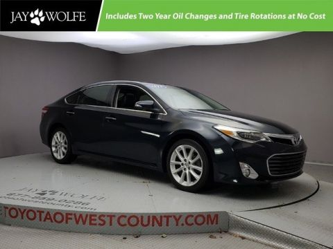Certified Pre-Owned 2015 Toyota Avalon