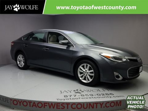 Certified Pre-Owned 2015 TOYOTA Avalon 4DR SDN XLE PREMIUM