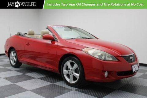 Pre-Owned 2006 Toyota Camry Solara SLE