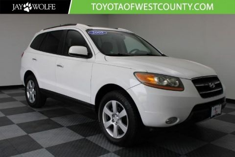 Pre-Owned 2009 Hyundai Santa Fe Limited