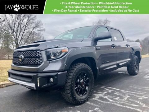 New 2019 Toyota Tundra Crewmax TRD Sport Dominator Upgrade