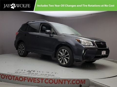 Pre-Owned 2018 Subaru Forester 2.0XT Premium