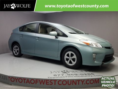 Certified Pre-Owned 2015 TOYOTA Prius 5DR HB THREE