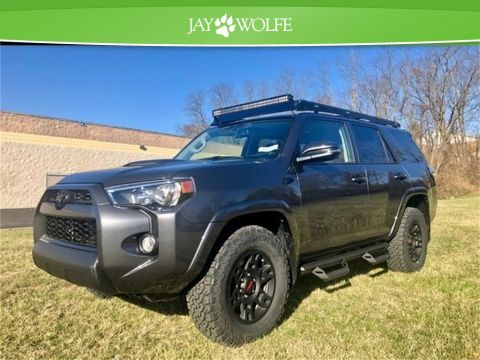 New 2019 Toyota 4Runner TRD Off-Road Premium LEGENDARY UPGRADE