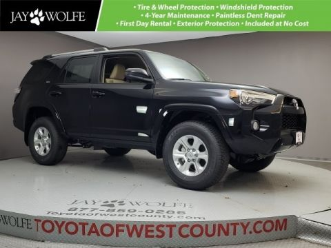 New Toyota 4Runner in Ballwin | Jay Wolfe Toyota of West County