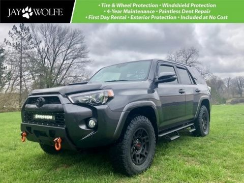 New 2019 Toyota 4Runner TRD Off-Road Premium DOMINATOR SERIES