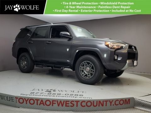 New 2019 Toyota 4Runner TRD Off-Road