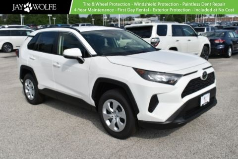 Toyota RAV4 in Ballwin, MO | Jay Wolfe Toyota of West County